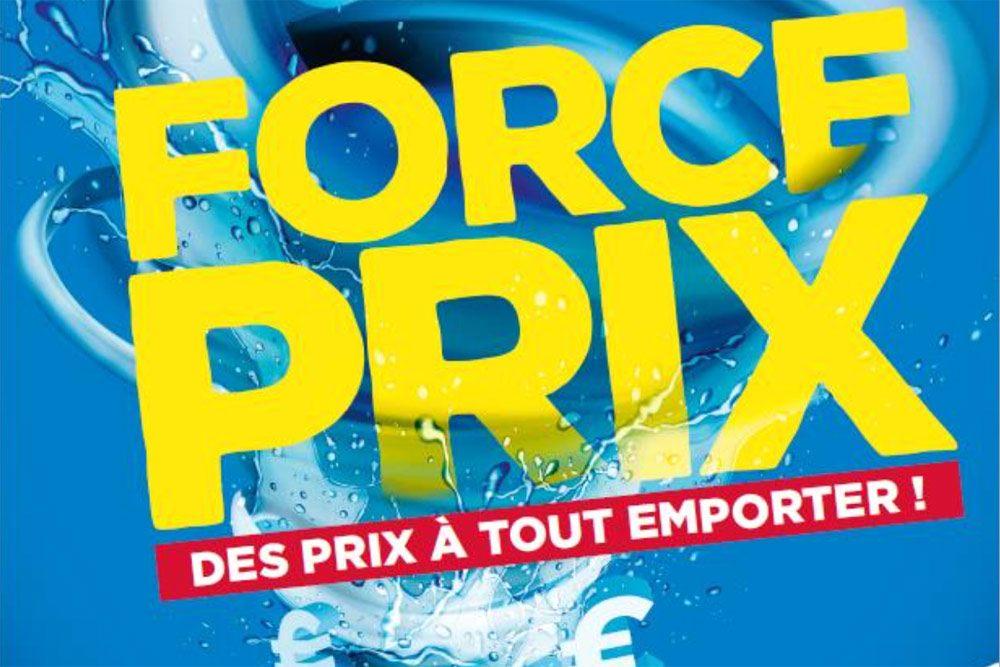 Opération Force prix Uship Marseille Sud