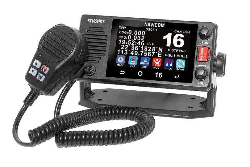 VHF Fixe RT 1050 N2K AIS NAVICOM